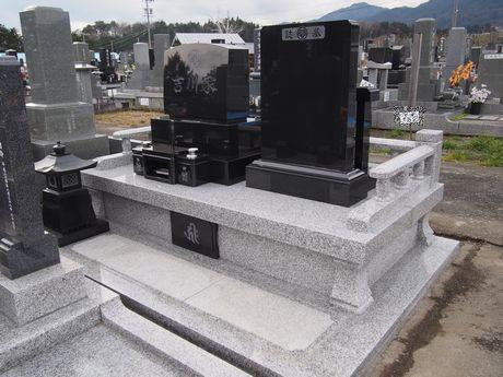 こだわりの洋型墓碑