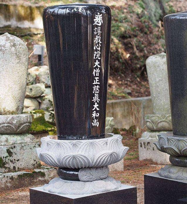 高いオリジナル性を持つ墓石